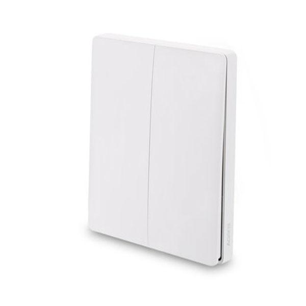 Купить Двухкнопочный выключатель Aqara Smart Light Switch