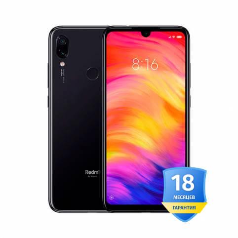 Купить Redmi Note 7 (3/32 Черный), Xiaomi