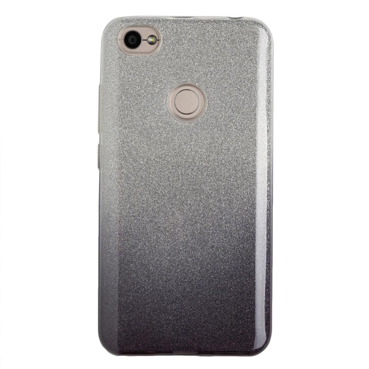 Купить Силиконовый чехол для Redmi Note 5As Experts Brilliance (Черный)