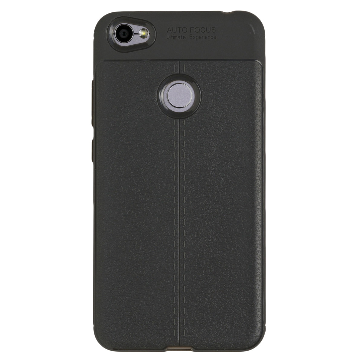 Купить Чехол для Redmi Note 5As бампер JZZS Lichee Pattern TPU (Серый)