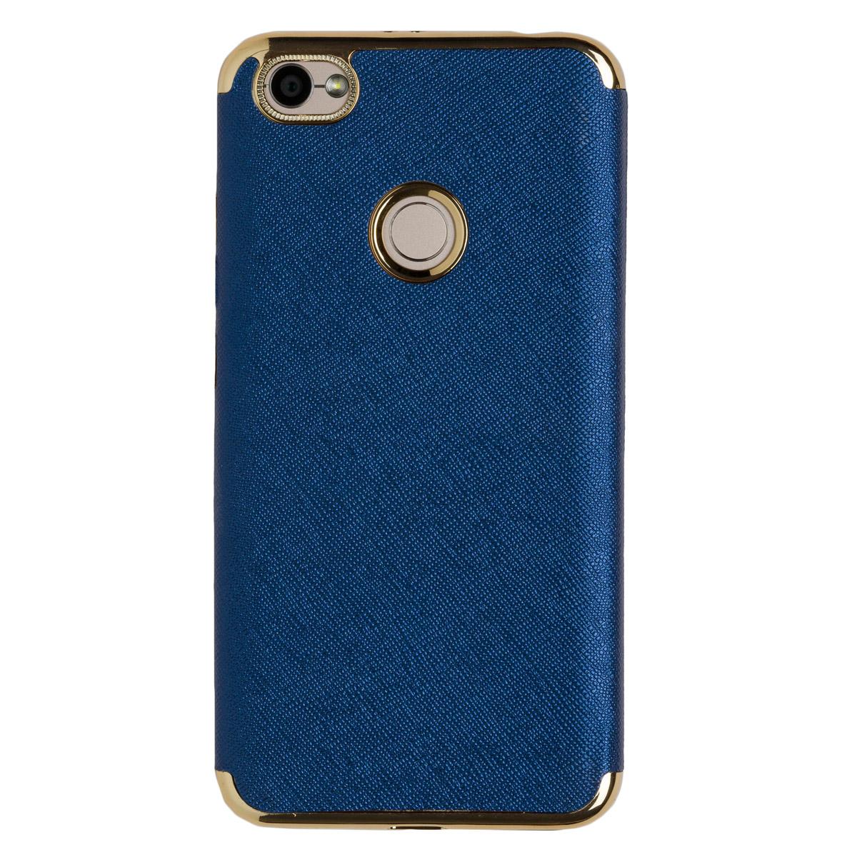 Купить Чехол для Redmi Note 5As бампер JZZS Crossmark (Синий)