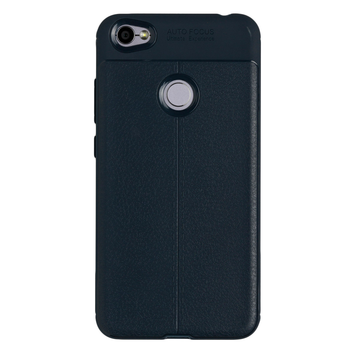 Купить Чехол для Redmi Note 5As бампер JZZS Lichee Pattern TPU (Синий)