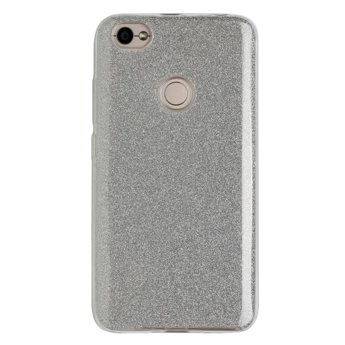 Купить Силиконовый чехол для Redmi Note 5As Experts Diamond (Белый)