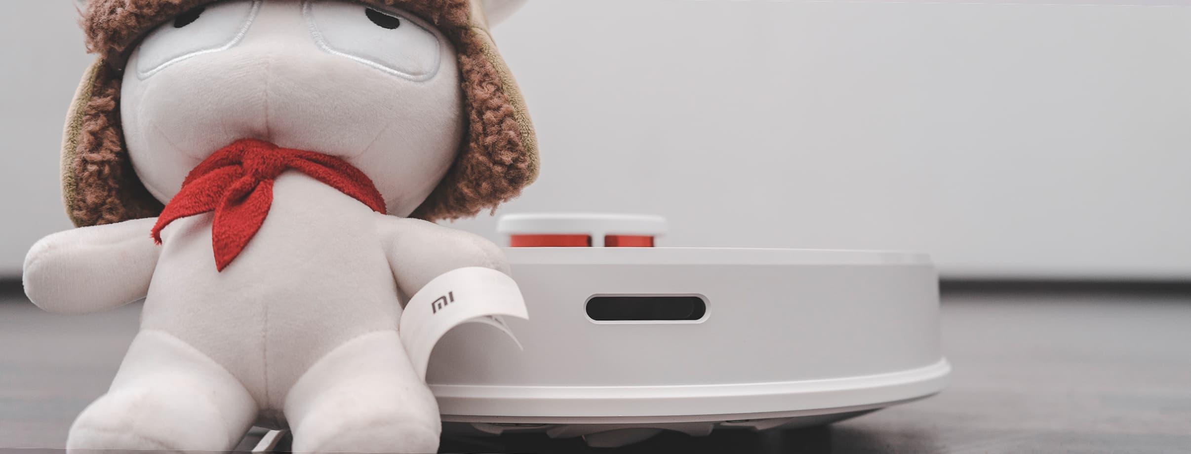 Картинки по запросу Робот-пылесос Xiaomi (Mi) Roborock Sweep One S50 CN