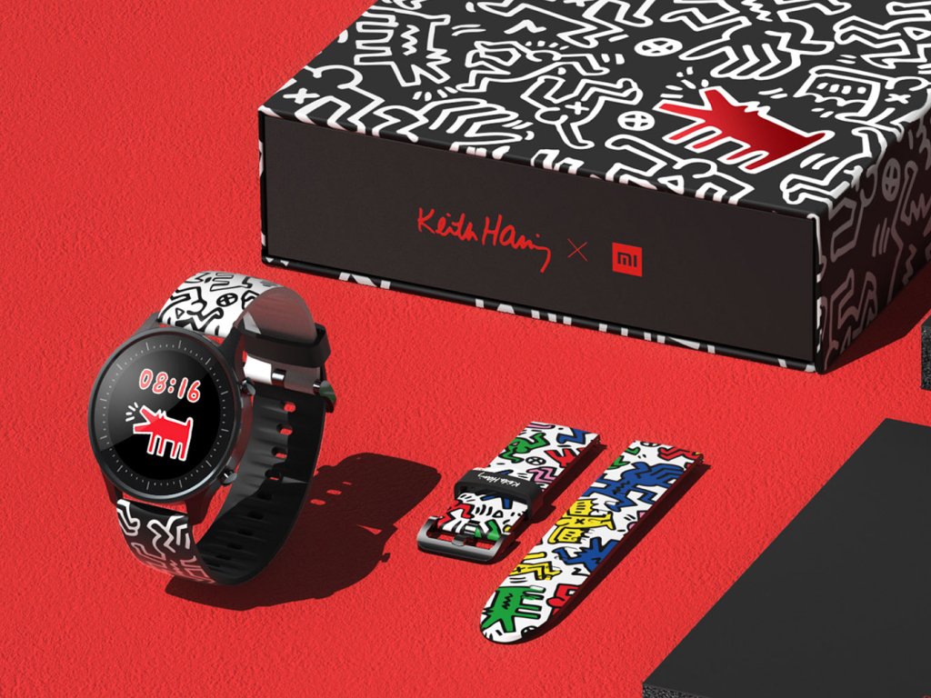Xiaomi Mi Watch Color x Keith Haring Special Edition