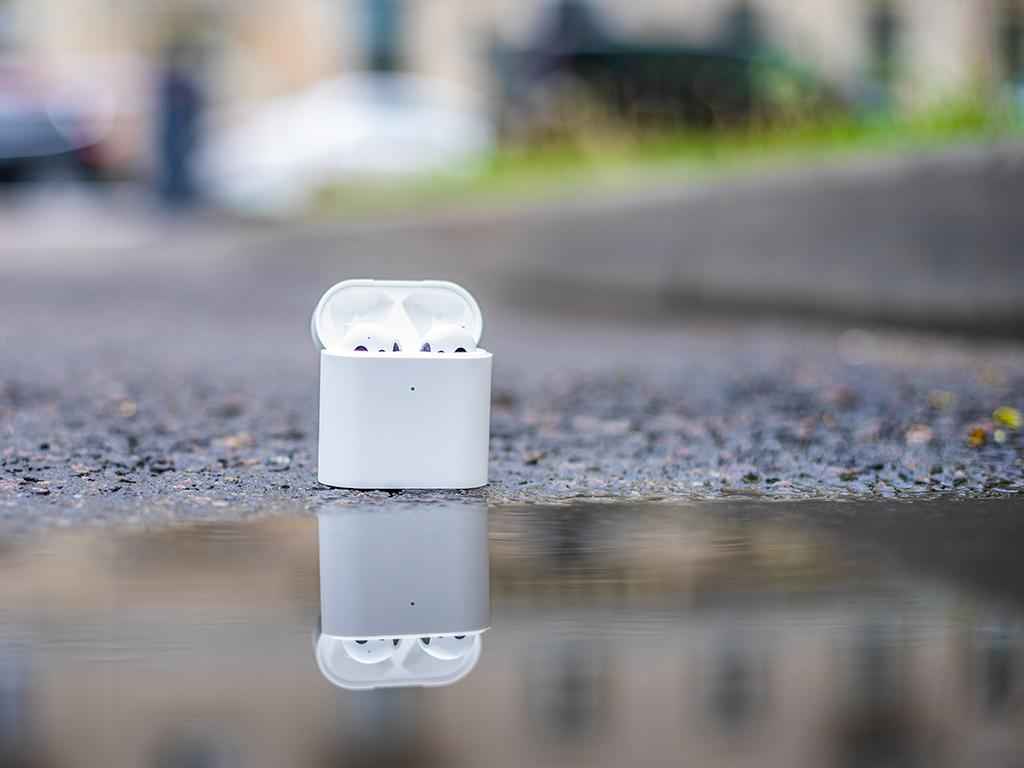Фото красивое наушников Xiaomi Mi AirDots Pro 2.jpg