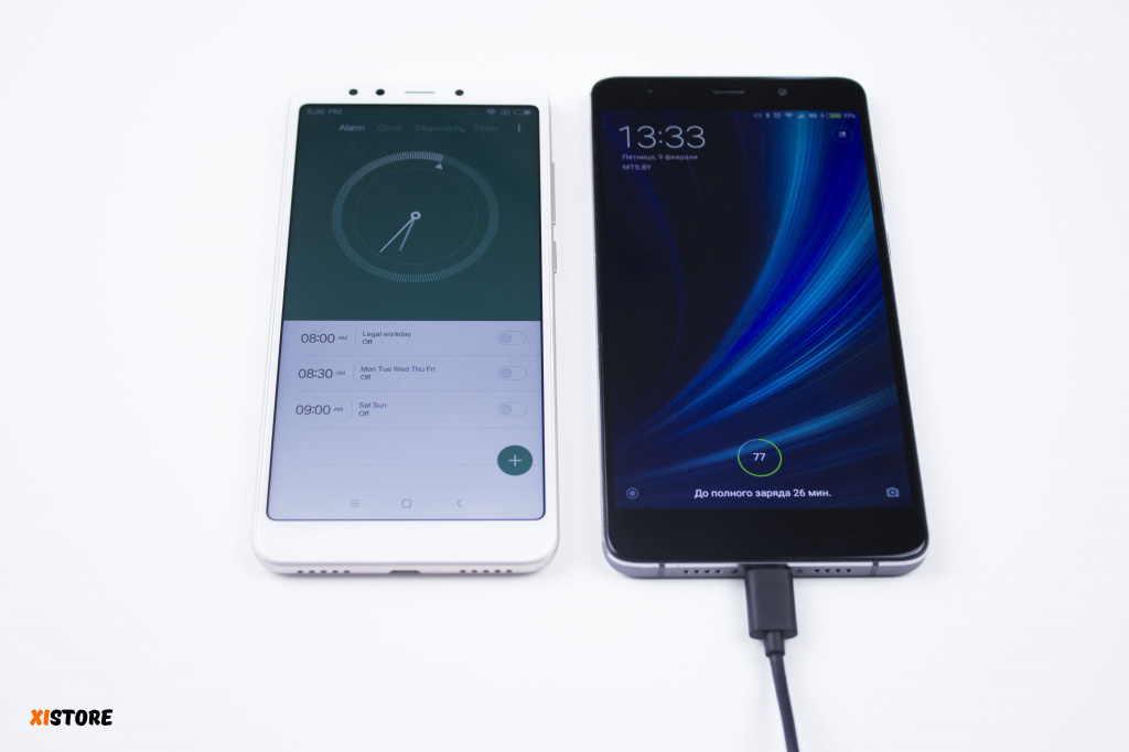 Как зарядить Xiaomi